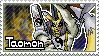 Taomon Stamp by Thunderbirmon