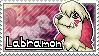 Labramon Stamp