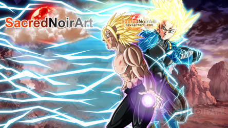 SSJ Oniyon Vs. SSj Korden by EntertainingPosts413