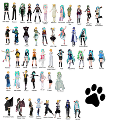 All My TDAxPDF Models [OUTDATED] by Espirea