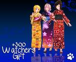 [+300 Watchers Gift]Yukatas Modules