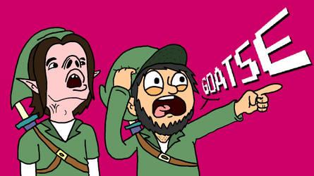 Game Grumps -Dat Looks Like Goatse! by Epicbottle