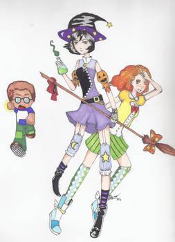 Agatha and Friends