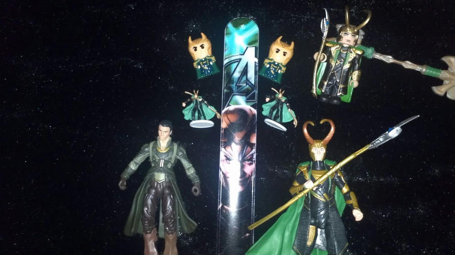 so many lokis so little time by mellamew on deviantart