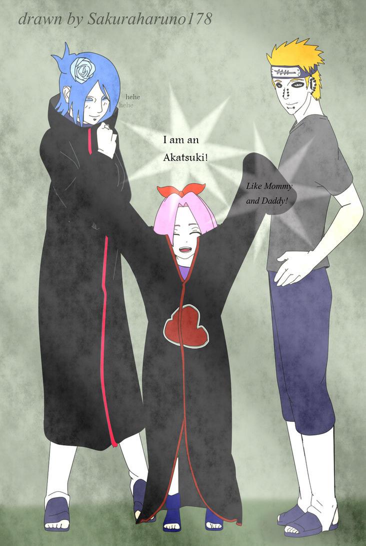 Sakura and her Akatsuk...