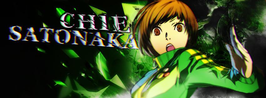 Chie Satonaka!