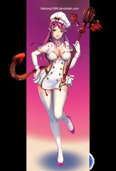 Devil Girl Baker