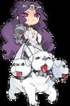 A Princess and her Cerberus