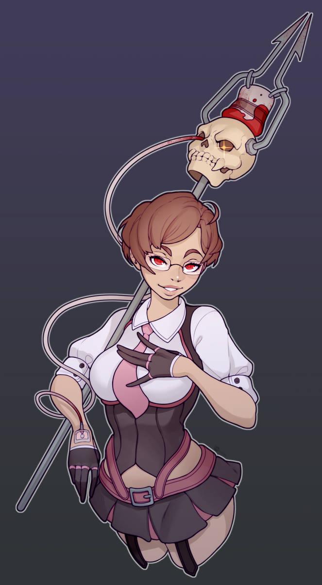 Dr. Heart alt outfit
