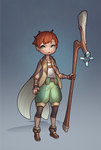 Lucas the Shepherd alt outfit