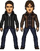 Sam And Dean by Doyle-Wilson