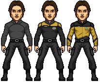 Star Trek Lt Donald Wilson Abramsverse by Doyle-Wilson