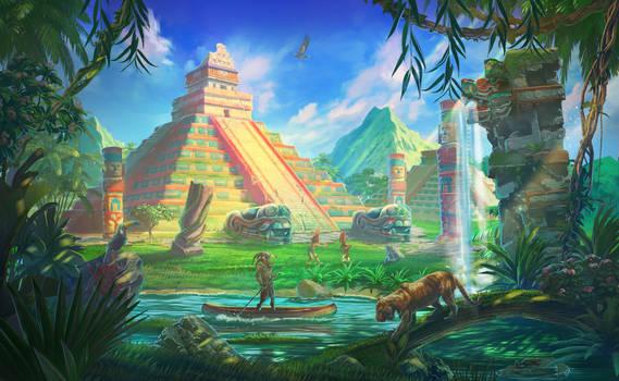 Aztec City