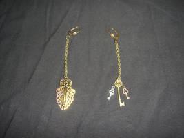Earrings_1 by Keriomis