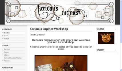 Website by Keriomis