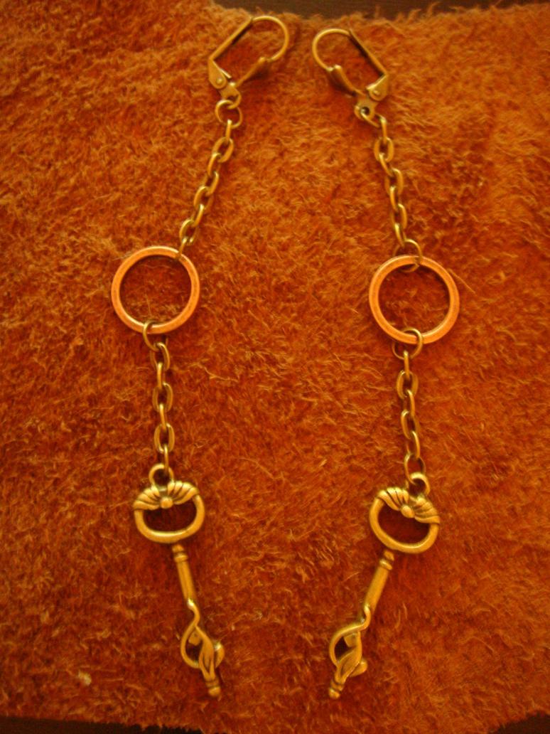 Earrings_9 by Keriomis