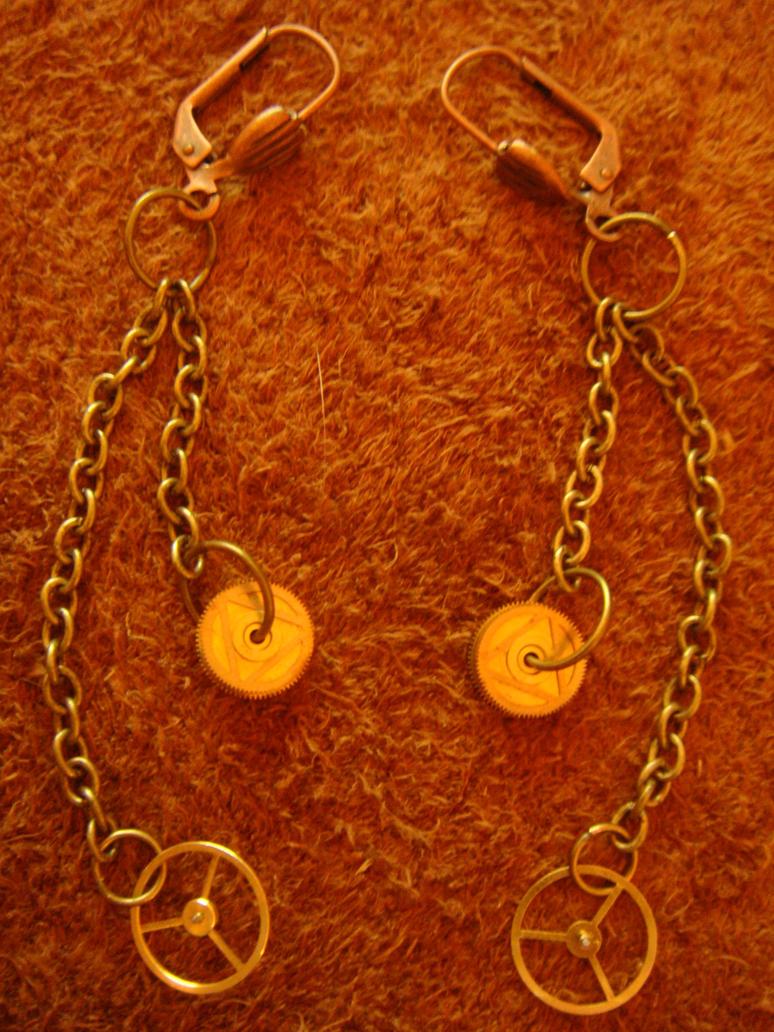 Earrings_10 by Keriomis