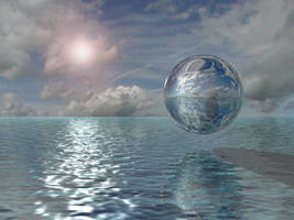 The Ocean by telruya