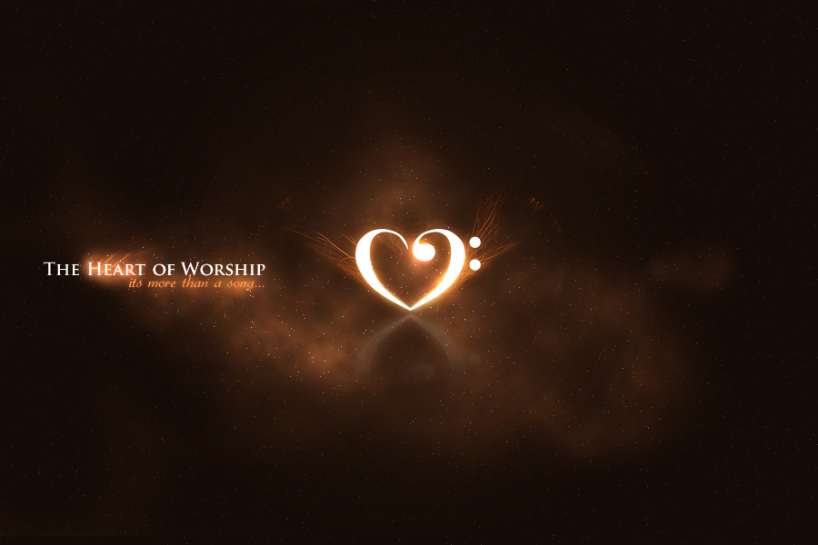 Images From The Heart Of Worship: The Heart Of Worship By Fivepixel On DeviantArt
