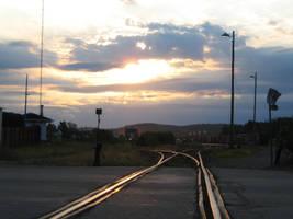 Follow the sun by Rocky-Winter