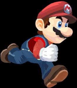 Mario by Flare-kun