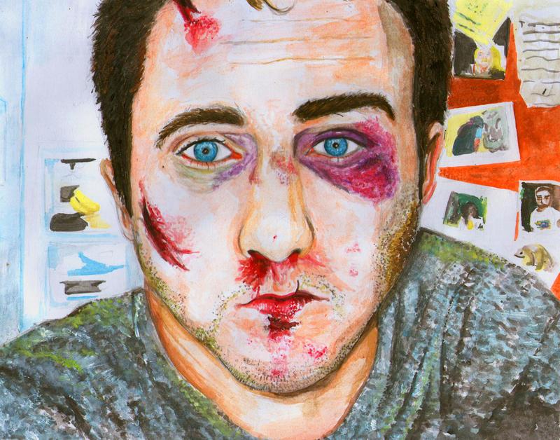 Fight Club by Psycho--killer