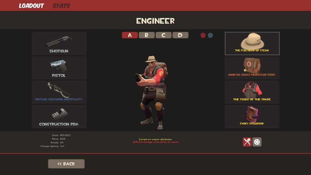 Neil's Tomb Raider Engineer Loadout by 2K11CiNCo