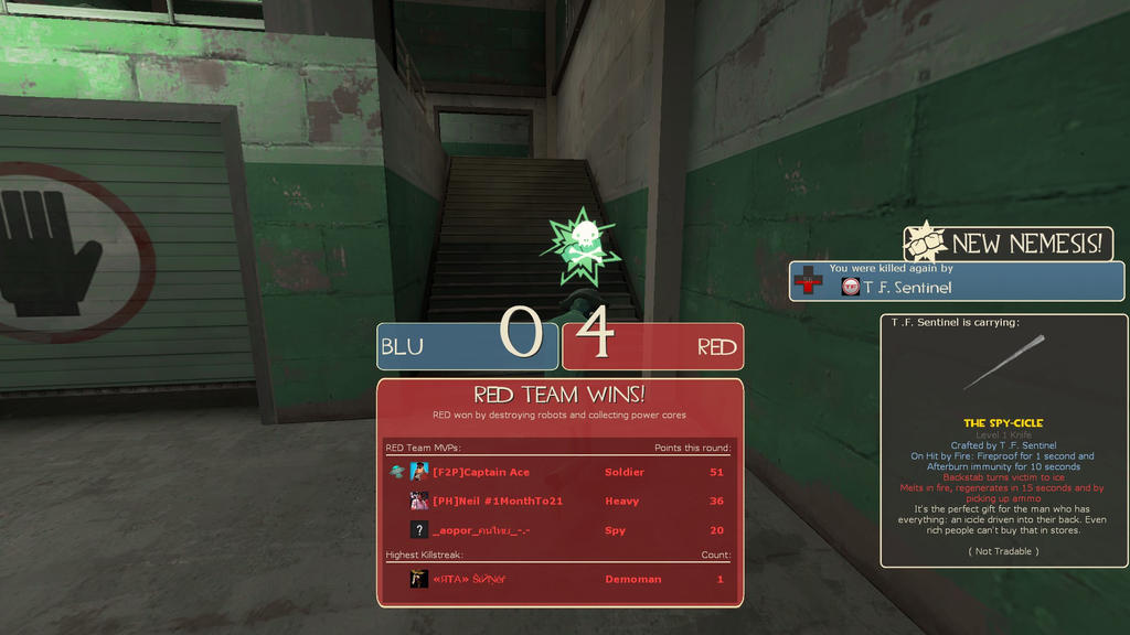 Neil's TF2 Screenshot #17 - Watergate Aftermath by 2K11CiNCo