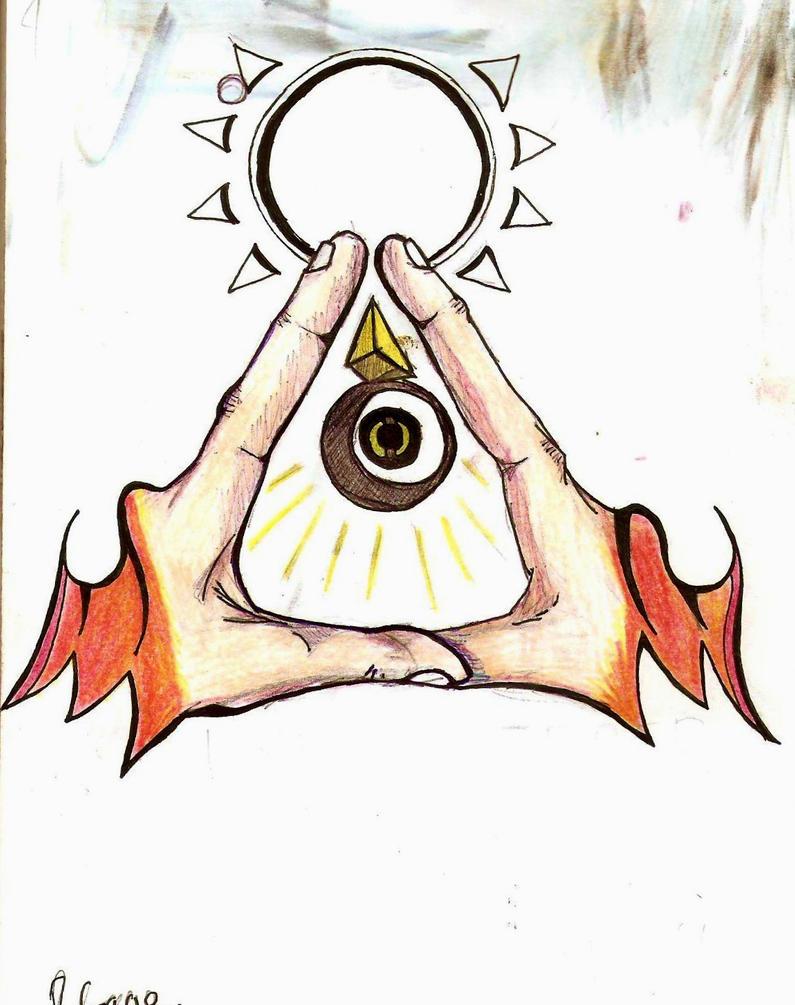 Illuminati Tattoos Designs Illuminati tattoo design