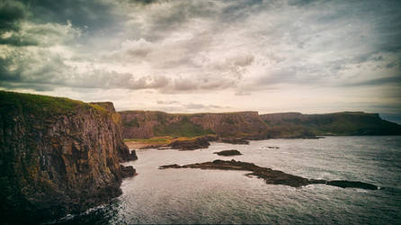 around Dunseveric Castle by atenytom