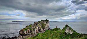 Kinbane Castle - N.Ireland