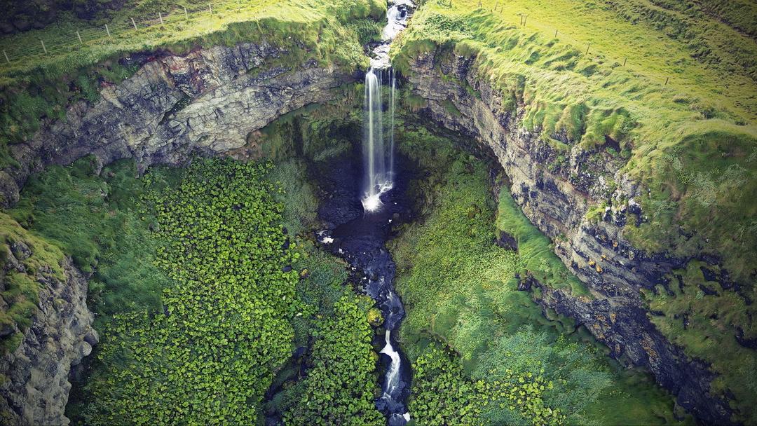 somewhere in Northern Ireland