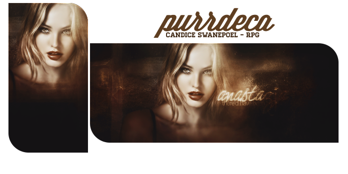 Candice Swanepoel - RPG #9, V2 by Purrdeca