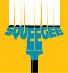 Typography - Squeegee