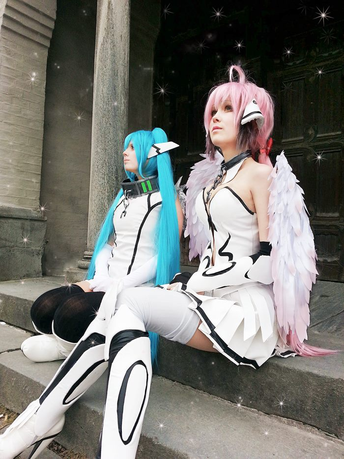 Ikaros heavens lost property cosplay
