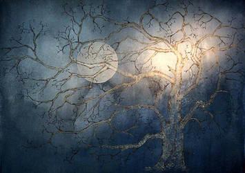 Cracked Willow by kaiorton
