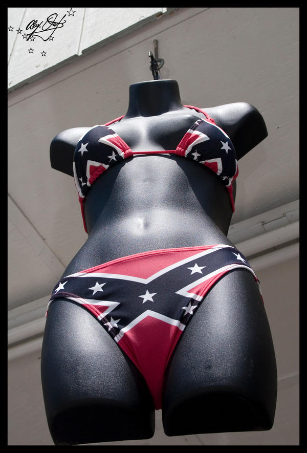 Stars And Bars Bikini 59