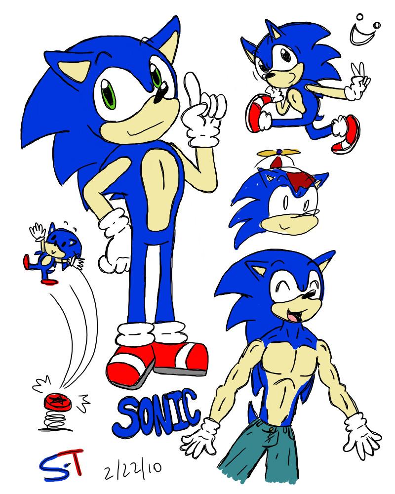 Sonic Growth By Guhbone