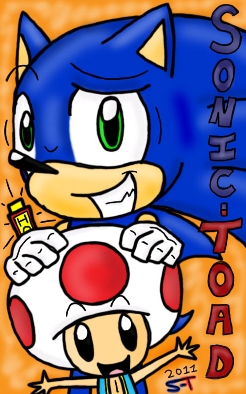 Sonic-Toad's Profile Picture
