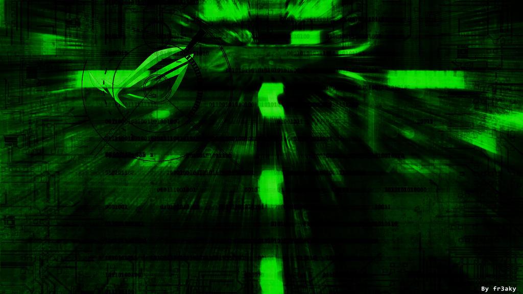 Asus Green Wallpaper: Asus Rog Wallpaper Green Related Keywords