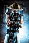 Cosplay - Mortal Kombat - Raiden