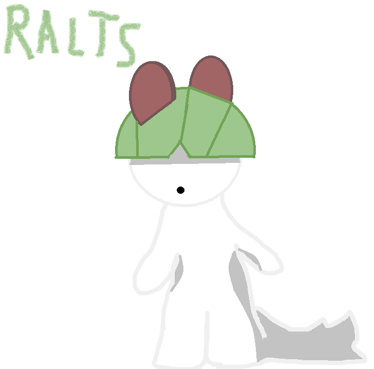 Ralts by Kia082
