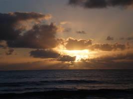 Sunrise by berndi