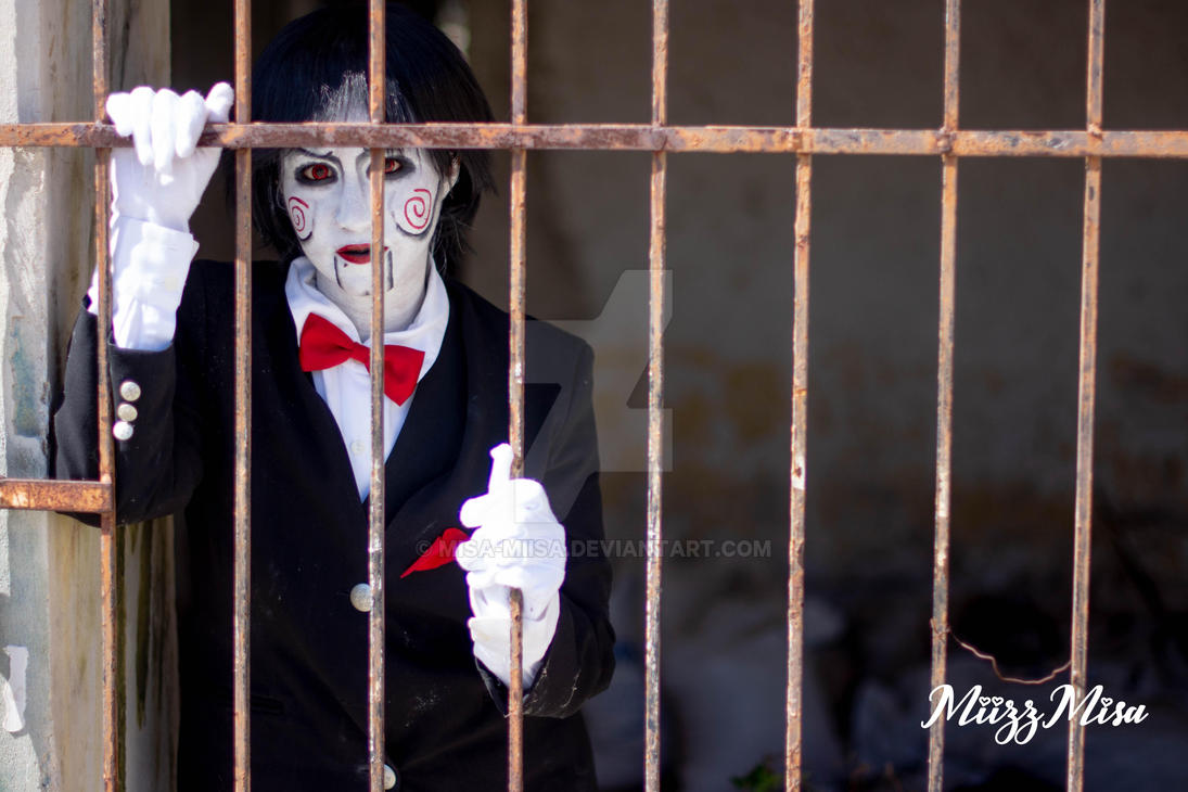 Billy The Puppet from Saw by MiSA-MiiSA