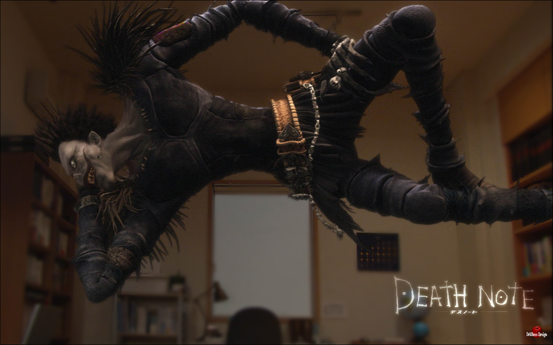[Planung] Death Note Ryuk_Wall_by_drkBs