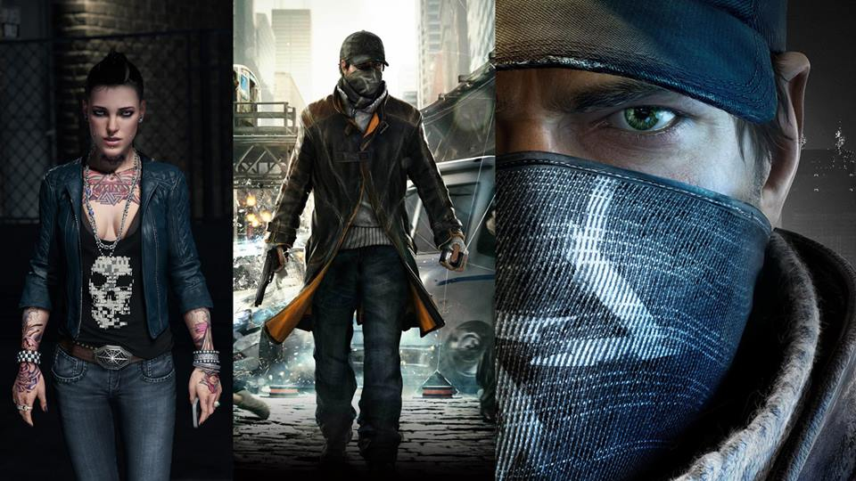 Watch Dogs by vgwallpapers