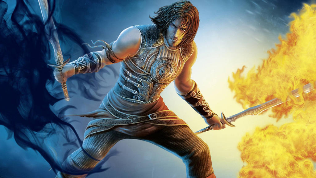 Prince of Persia The Shadow and the Flame by vgwallpapers