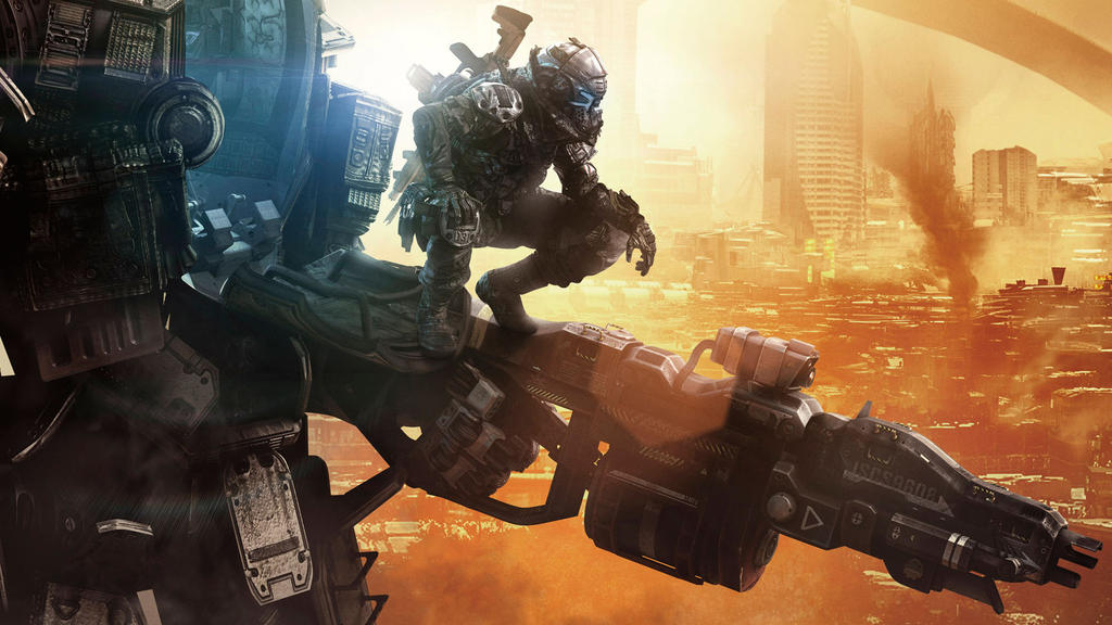 Titanfalls by vgwallpapers