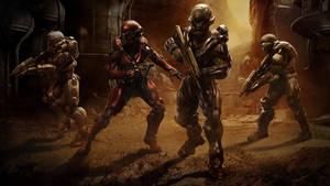 HALO 5 - Team Locke