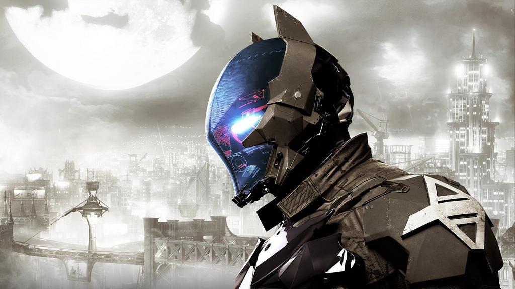 Batman Arkham Knight - Arkham Knight by vgwallpapers